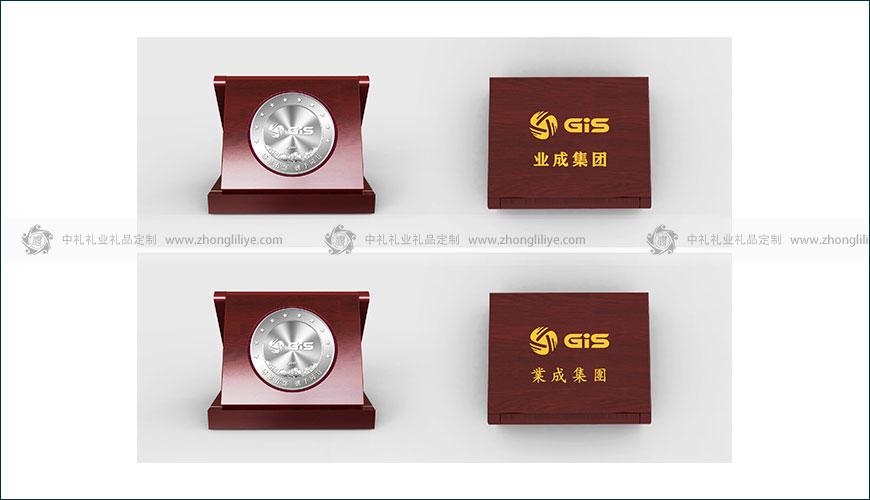 銀幣包裝盒定制